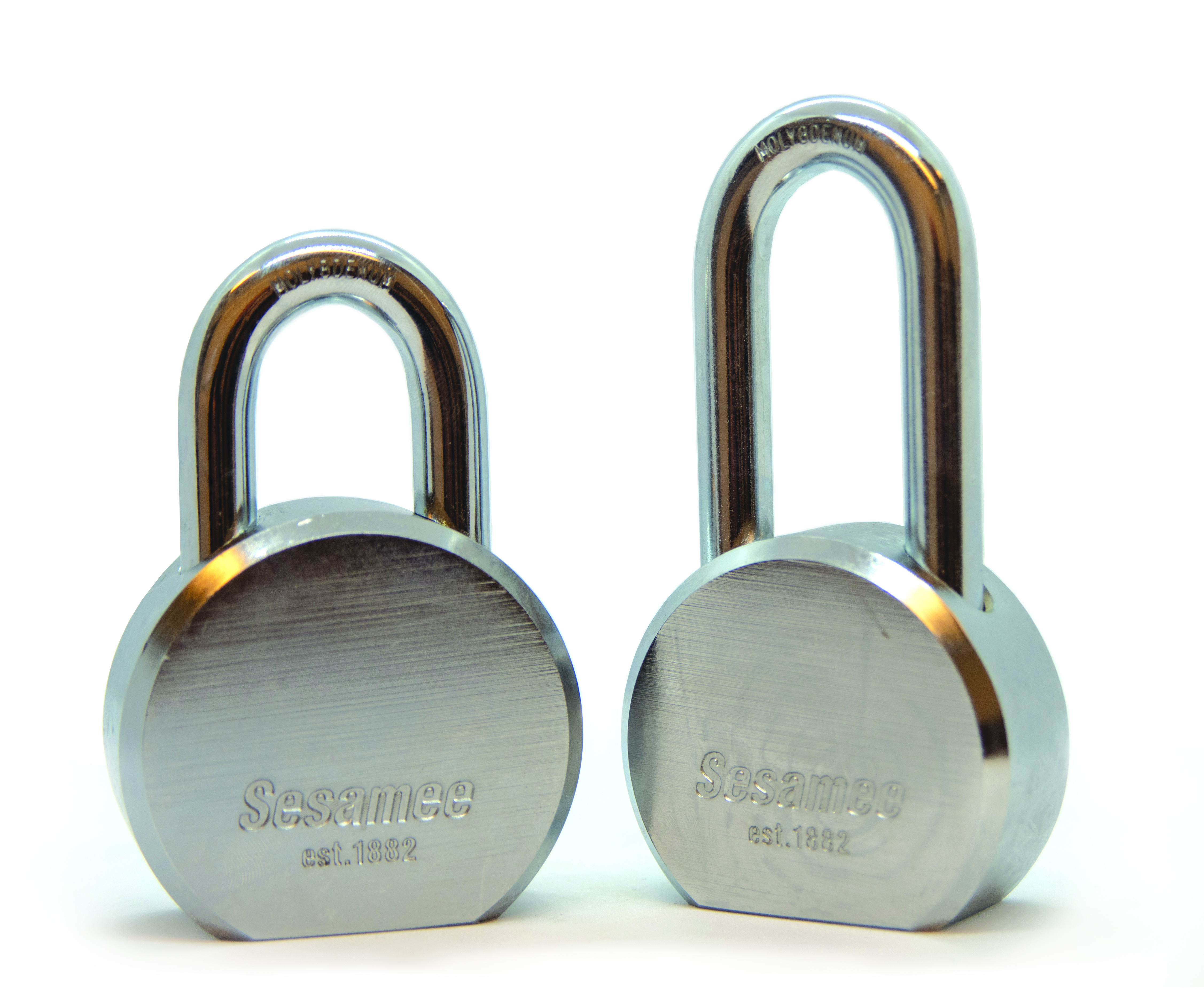 936/937 Series Heavy-Duty Round Body Padlock 93601