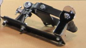 Safety Latch for Bus Door 22-C-30