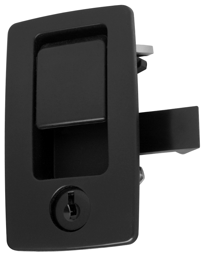 Key-locking Paddle Latch ECL-730-KP8-MB