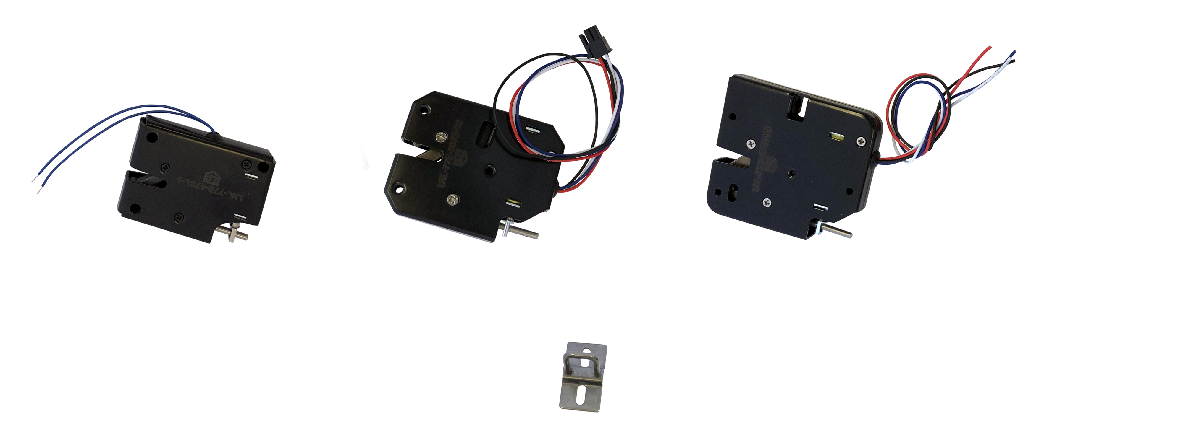 Electronic Rotary Latch System Large - LNL-77E-6772-93